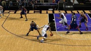 NBA 2K14 My Career - Attribute Caps