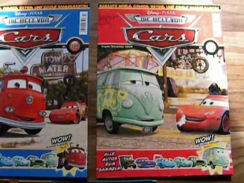 Disney Cars Magazin 2009