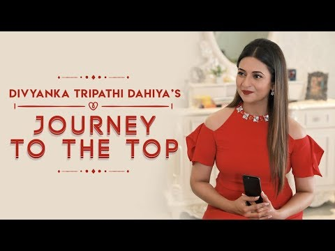 Divyanka Tripathi Dahiya's Journey To The Top