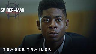 SPIDER-MAN: MILES MORALES (2021) Teaser Trailer | New Marvel Movie Concept - RJ Cyler, Will Smith