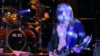 Dokken - Into The Fire (Monterrey Metal Festival 2004)