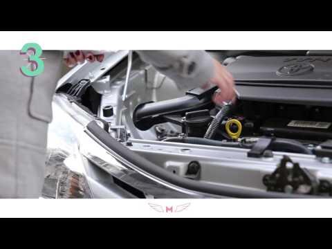 Cómo medir el aceite del auto
