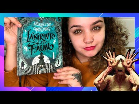 QUANDO O FILME VIRA LIVRO   O que achei de Labirinto do Fauno, de Guilermo del Toro e Cornelia Funke