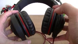 Perixx AX-1200 Gaming Headset Review