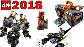 ТОП LEGO 2018 наборы новинки