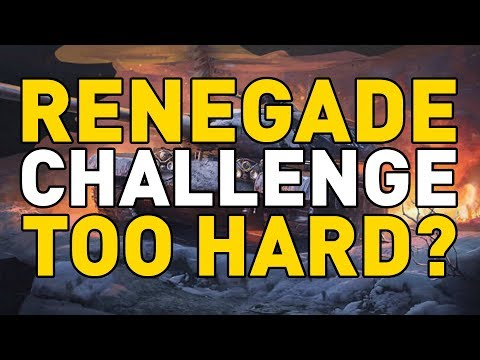 Is the Renegade Challenge POSSIBLE in World of Tanks???