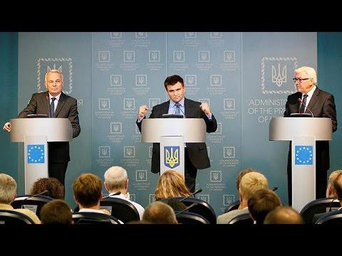 Επταήμερη εκεχειρία στην ανατολική Ουκρανία