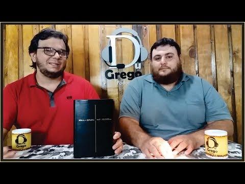 DGV#056 - Lançamento da Bíblia de Estudo NVT (Unboxing)