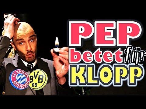 So würde Bayerns Guardiola den BVB aufstellen!