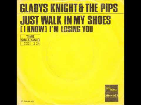 "Gladys Knight & The Pips ""(I Know) I'm Losing You"""