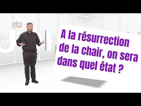 Ep#32 - A la résurrection de la chair, on sera dans quel état ?