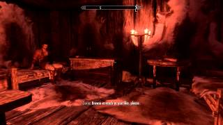 Skyrim: Join the Vampire Army (UFO, Better Vampires, Dawnguard)