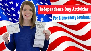 Independence Day Activities For Elementary Students
