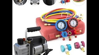 Auto Air Conditioning Tools | Unboxing | AC | R134a