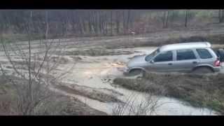 preview picture of video 'Kia Sportage Off Road - Żywiec ( PEŁNĄ BOMBĄ! ) In Mud'