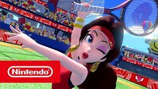 Mario Tennis Aces - Pauline, Luma and Boom Boom (Nintendo Switch)