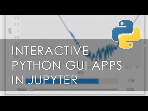 mp4 Python Gui Jupyter, download Python Gui Jupyter video klip Python Gui Jupyter