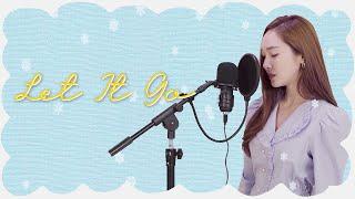 Jessica - LET IT GO Frozen Cover