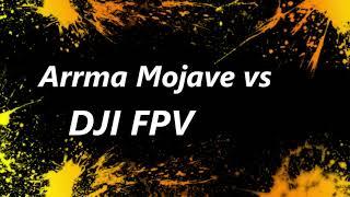 DJI FPV chases Arrma Mojave