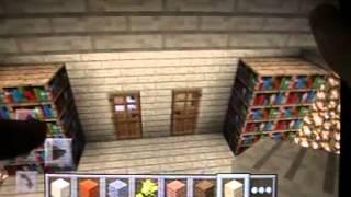 Мой механический дом в Minecraft Pe   0.12.1 : 0.12.2  :0.12.3 : 0.13.0
