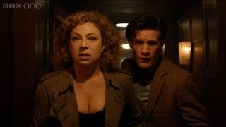The Return Of River Song - Doctor Who: The Angels Take Manhattan - Series 7 2012 - BBC One