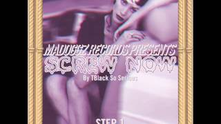 FRENCH MONTANA - AIN'T WORRIED BOUT NOTHIN' (SCREWED & CHOPPED BY TBLACK SO SERIOUS)