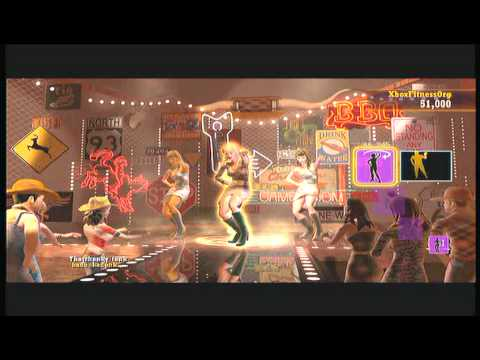 Country Dance All Stars Xbox 360