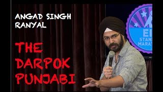 EIC Angad Singh Ranyal The Scared Punjabi