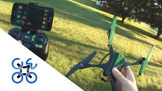 Amazing Sky Viper v950STR FPV Drone Flight Review