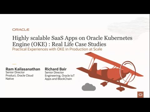 Highly scalable SaaS apps on Kubernetes: Real life case studies