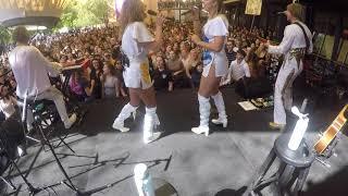 BABBA perform Angeleyes at Melbourne University