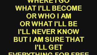 SC8484 15   K's Choice   Everything For Free [karaoke]