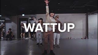 워럽 (Wattup) - Dok2 / Sori Na Choreography