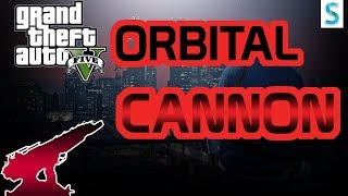 GTA V - Orbital Strike Through a Phone Call