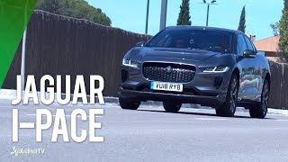 Jaguar I-Pace, un COMPETIDOR para el TESTA MODEL X