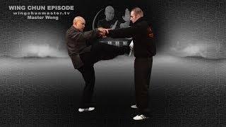 Wing Chun Wing Chun Kung Fu Basic Dummy Work -Episode 11