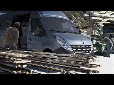 Renault  Master Фургон класса M - рекламное видео 4