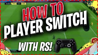 FIFA 20 HOW TO PLAYER SWITCH | FIX PLAYER SWITCHING IN FIFA 20 | HOW TO RS SWITCH IN FUT 20!