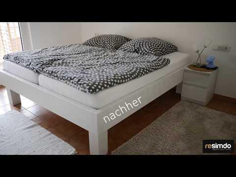 resimdo.de: Bett bekleben