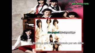 Wonder Girls 2.-Bad Boy Sub Español