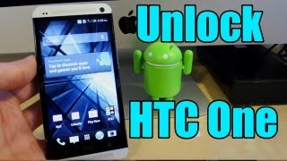 How To Unlock HTC One - Very Simple and Fast