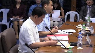 Lacson chides bashers of Senate probe on Atio's death