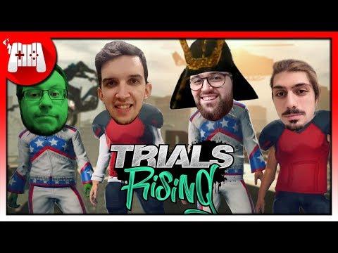 Trials Rising - Subito Impennabile