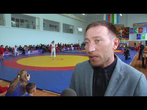 Республиканский турнир по самбо среди юношей и девушек посвящённый Дню Республики Башкортостан видео