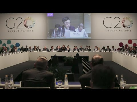 G20 calls for more dialogue on escalating trade disputes