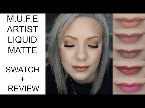 Artist Liquid Matte Lipstick by Make Up For Ever #11