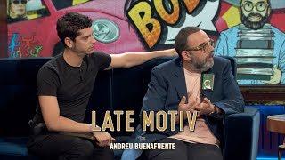 LATE MOTIV - Edu Casanova. Márgenes | #LateMotiv563