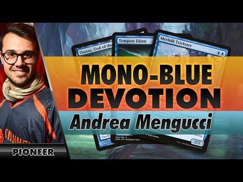 Mono Blue Devotion - Pioneer | Channel Mengucci