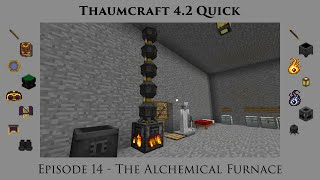 Video Search Result for thaumcraft alchemical furnace