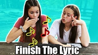 Can Haschak Sisters Remember Their Own Lyrics?